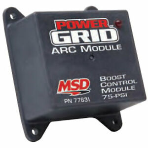 Msd Ignition 77631 Power Grid 6 bar Boost Controller