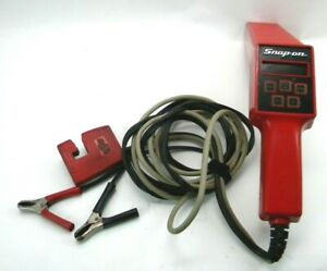 Snap On Tools Computerized Tach Advance Timing Light Model Mt1261a Diagnostic