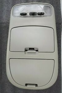 Ford Focus Map Dome Light Overhead Storage 2004 2005 2006 2007