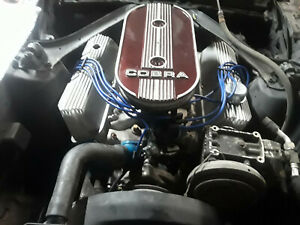 3 1968 Ford Cobrajet 428 Cj Scj Engines Also Have 1 427 Oiler 1 429 Cj