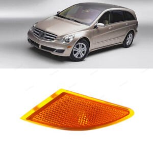 Front Lh Side Bumper Turn Signal Light Fit For Mercedes benz R320 R500 R63 Amg