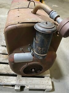 1950s Early Pipelines Lincoln Welder Parts