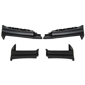 Fit 1981 1987 Buick Grand National Regal T type 4pc Bumper Filler Set