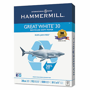 Hammermill Paper great ltr 20 rc wh 86710 86710 1 Each