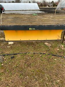 Meyers 8 Poly Blade Plow