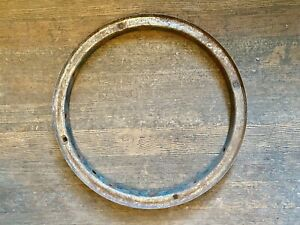 1925 26 27 Ford Model T Wood Spoke Wheel Fellow Rim Ring 21 Inch Very Good 3