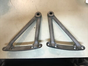 Pair 1928 1931 Ford Model A Rumble Seat Hinges