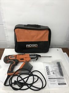 Rigid R6791 Collated Drywall Deck Screwdriver Screwgun W instructions And Case
