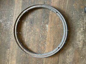 1919 1927 Ford Model T Wood Spoke Wheel Fellow Rim Ring 30x3 30x3 1 2 Vg 2