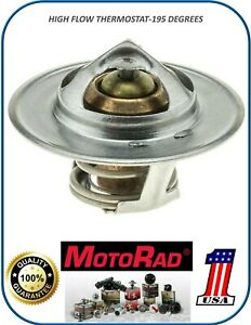 Motorad 2000 195 Stant 45359 Engine Coolant High Flow Thermostat 195f