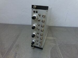 Ortec Multi Channel Plug in Module