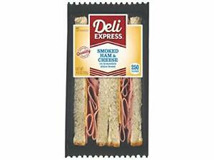 Deli Express Ham Cheese Wedge Sandwich 4 6oz pack Of 10