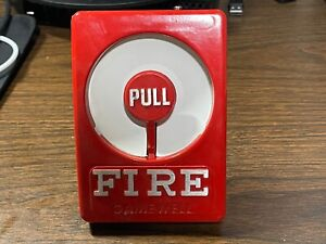 Gamewell M46 23 Century Fire Alarm Pull Station
