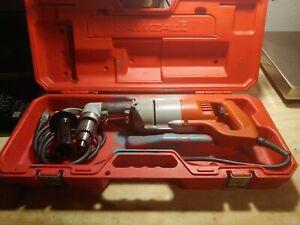 Milwaukee 1 2 Right Angle Drill 1001 1 7amp Made In The Usa
