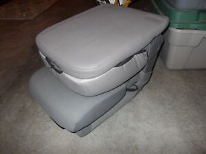 2002 2008 Dodge Ram 1500 Center Console Jump Seat