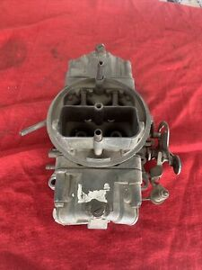 Chevrolet Holley Carburetor Used Original Dated 923 Part 3878261 eh List 3310