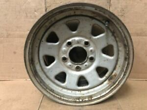 Wheel 15x6 1 2 Steel Styled Rally Fits 85 95 Astro 479241
