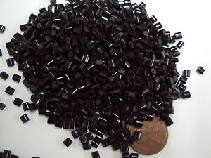 6 Mi Black Abs Plastic Pellets Resin Material Injection Molding Grade 10 Lbs