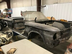 1963 Chevrolet Corvair Parting Out 20k Mile Car Engine And Transmission