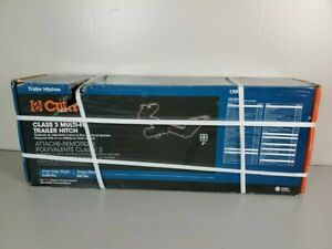 Curt Class 3 Multi Fit Trailer Tow Hitch 13900 2 Receiver Universal Fit