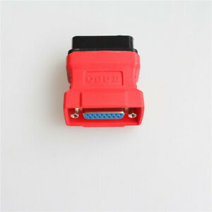 Us Stock Obd2 16pin Connector For Autool Autel Maxidas Ds708 Scanner