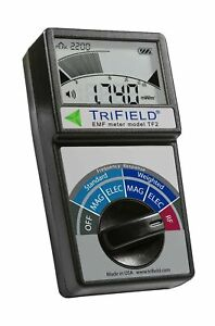 Electric Field Radio Frequency rf Field Magnetic Field Strength Meter By