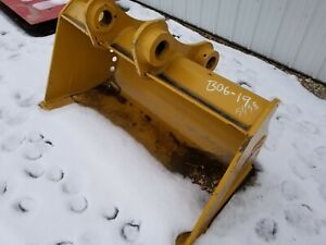 60 Cat Excavator Clean Ditch Ditching Bucket 320 321 323 And Others