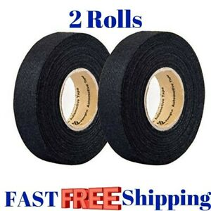 High Temp Tape Wire Harness Wrapping Heat Proof Automotive Cloth Wiring Adhesive