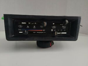 79 85 Nissan Datsun 720 Pickup Truck Climate Ac Control Oem See Photos