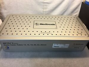 Medtronic 9569796 Metrx Ii System Outer Case Sterilization Tray 2593