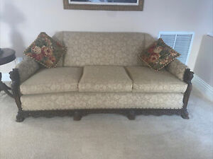 6 Antique Couch And Chair