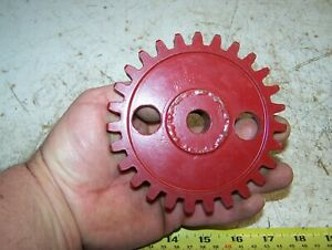 Associated United 12hp Hit Miss Gas Engine 27 Tooth High Bar Magneto Gear Bug