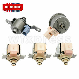 Transmission Solenoid Package Ford Windstar Sable Taurus Axode Ax4s Kit Set 97