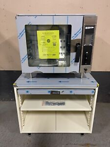 New Doyon Dcot5 Half Size Electric Convection Oven 1 Phase W Stand New