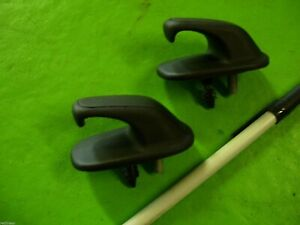 2012 12 Camaro Clothes Hanger Hooks Street Rat Rod Project Interior Trim Clips
