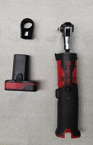 Snap On Ctr725a 14 4v 1 4 Ratchet W Battery Protective Boot