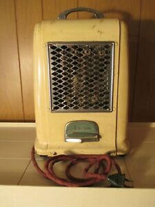 Vintage Arvin Space Heater Model 223 Works 14 Tall