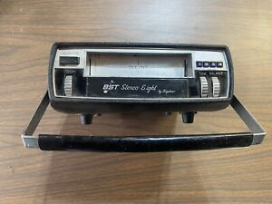 Vintage 1970s Bst Under Dash 8 Track Stereo Tape Player Mopar Amc Ford Chevy