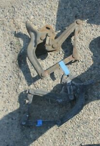 1960 1961 1962 1963 1964 1965 1966 Chevy Truck Hood Hinges Pair Of