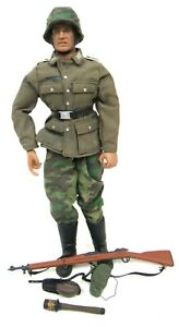 21st Century Ultimate Soldier 12quot; WWII NCO Normandy German Infantry $29.99