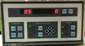 Met One A2408ll Laser Particle Counter