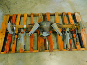 99 00 01 02 03 04 Ford Mustang V8 8 8 Rearend Axle Assembly 3 73 Gear H61