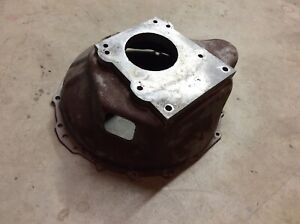 Transmission Adapter Ford Flathead V8 To T 90 Jeep T90 Willys