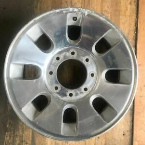 Wheel 18x8 Srw 8 Slots Aluminum Fits 08 10 Ford F250sd Pickup 479724