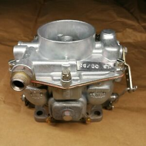 Nos Zenith 32ndix Carburetor For Unimog S404 And Porshe 356