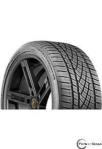 Continental Extremecontact Dws06 285 35zr22 Tire 1