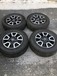 18 2020 Toyota Tundra Trd Off Road Wheels Rims Tires Oem Factory Alloys Sequoia