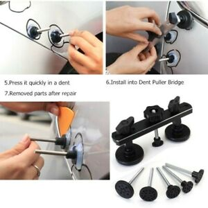 Bridge Pulling Dent Removal Tools Car Durable Panel Sets Brand New High Quality