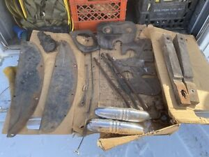 1941 Ford Truck Parts Lot Parting Out Truck
