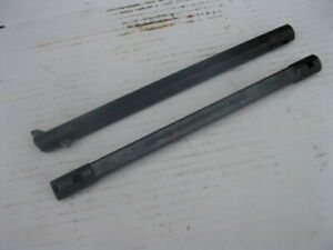 Armstrong Boring Bars 2 Pcs 83 430 3 4 D 600 Square Double End